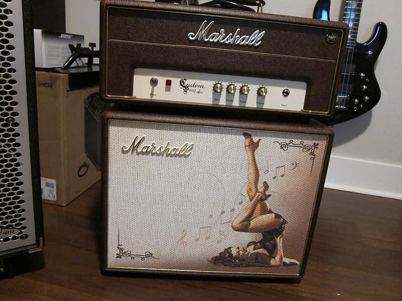 new concept 820cf 77e7b Marshall Custom Shop Pin-Up 'Greta' Amplifier | C-Dog Music