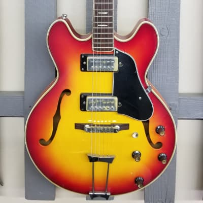 Ventura Archtop Hollowbody Guitar (used)