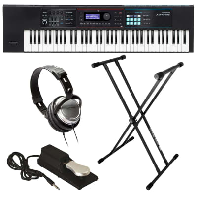 Roland JUNO-DS76 76-Note Weighted-Action Keyboard w/ CBG76
