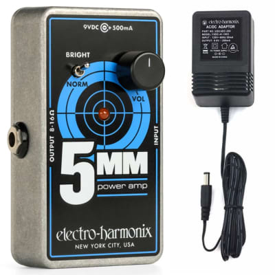 Electro-Harmonix 5MM Power Amp Guitar Pedal for sale