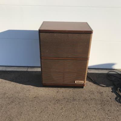 YAMAHA Tone Cabinet TM-1 AMPLIFIER / SPEAKER