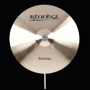 "Istanbul Mehmet 18"" Traditional Series Medium Crash Cymbal"