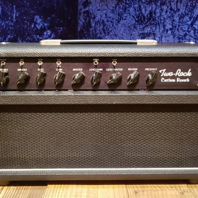 Two Rock Custom Reverb Head Electric Guitar Amp Amplifier for sale