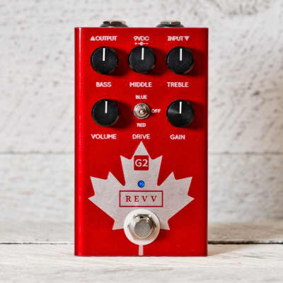REVV G2 LIMITED CANADA DAY EDITION