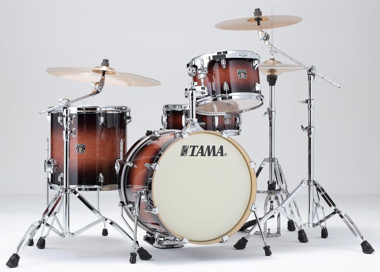 Tama Superstar Classic 4pc 18 Quot Bd Shell Kit 14x18 8x12