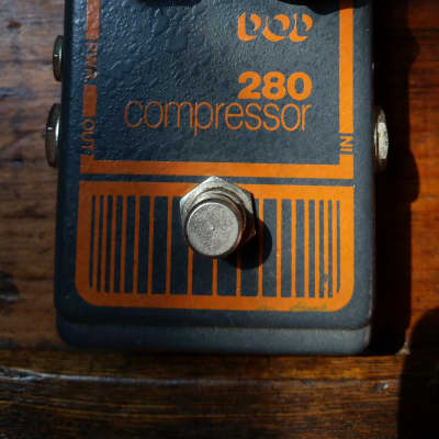 Vintage DOD 280 Compressor Grey Box WITH BOX for sale