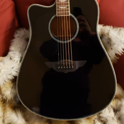 Keith Urban Player Series Left Handed Acoustic Guitar With Cutaway for sale
