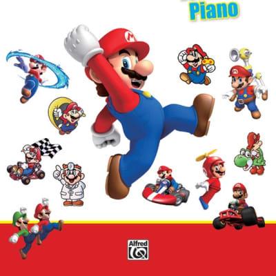 Super Mario Series for Easy Piano