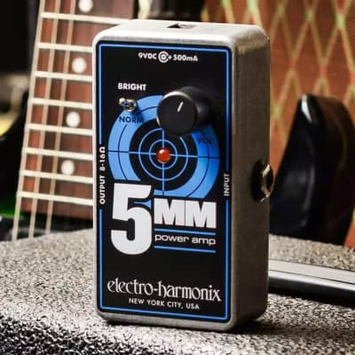 Electro-Harmonix 5mm Amp 2019