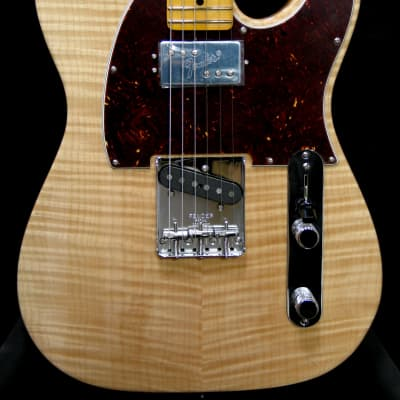 Fender  Fender Rarity FMT Chambered  Tele  2019 Natural Flame Top for sale