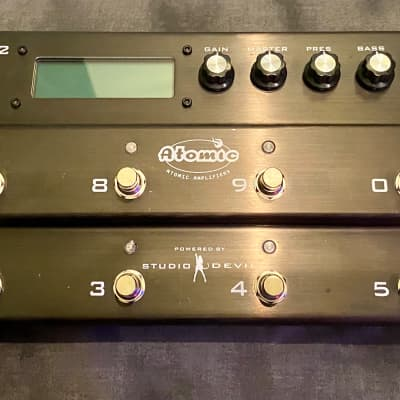 Atomic AmpliFIRE 12