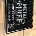 EHX Electro Harmonix Metal Muff With Top Boost