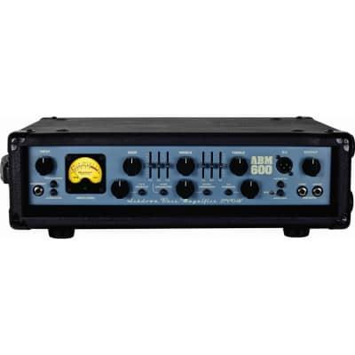 Ashdown ABM-600-EVO IV bass amp head for sale