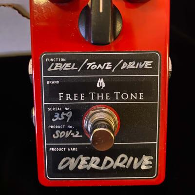 Free The Tone SOV-2 Overdrive
