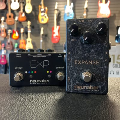 Neunaber Audio Expanse Programmable Pedal and ExP Controller