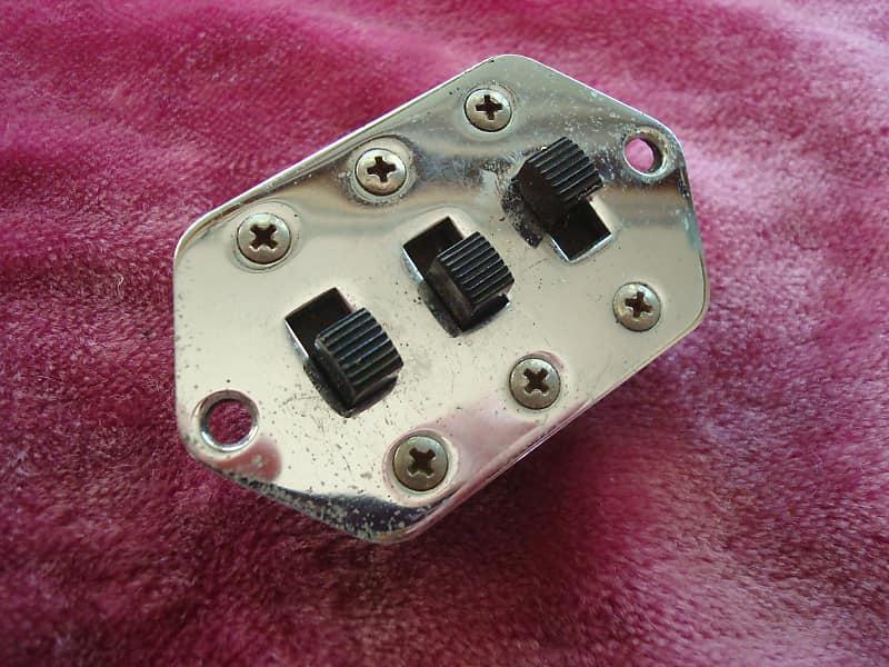 vintage fender jaguar wiring vintage 1963 fender jaguar wiring harness pickup selector reverb  wiring harness pickup selector