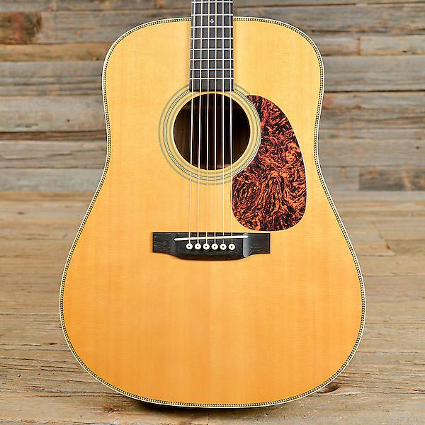 Martin Hd 28v Dreadnought Acoustic Guitar Reverb