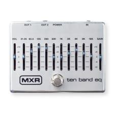 MXR M108S 10 Band EQ - Equalizer Pedal