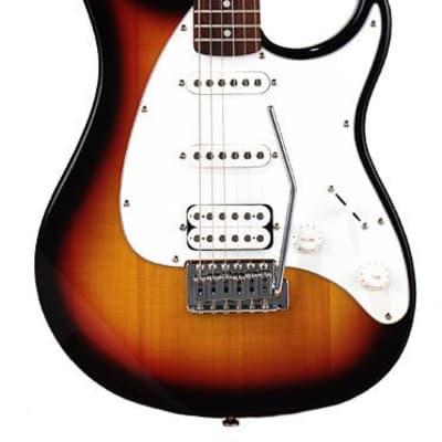 Peavey Raptor Plus Electric Guitar SSH - Sunburst for sale