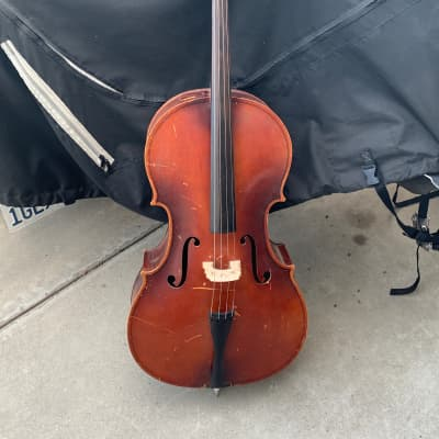 Kay 3/4 Cello 1950's Light Sunburst for sale