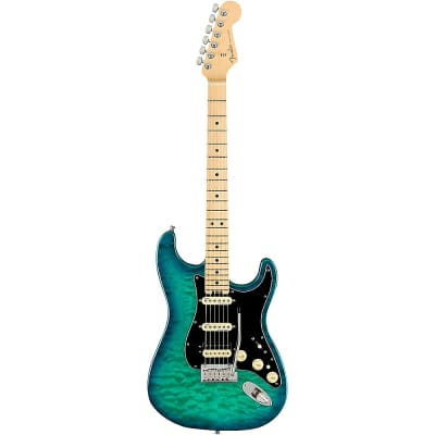 Fender Limited Edition American Elite Stratocaster QMT