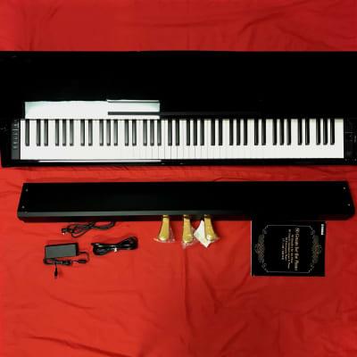 [USED] Yamaha YDP-162 88-Key Arius Digital Piano with Bench Polished Ebony (See Description).