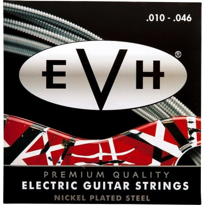 EVH 1046 Eddie Van Halen Premium Electric Guitar Strings (10-46) for sale