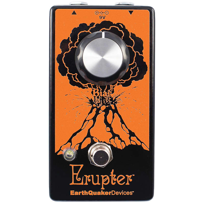 EarthQuaker Devices Erupter Fuzz image