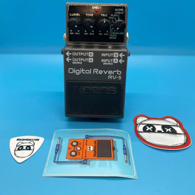 Boss RV-5 Digital Reverb   Fast Shipping!