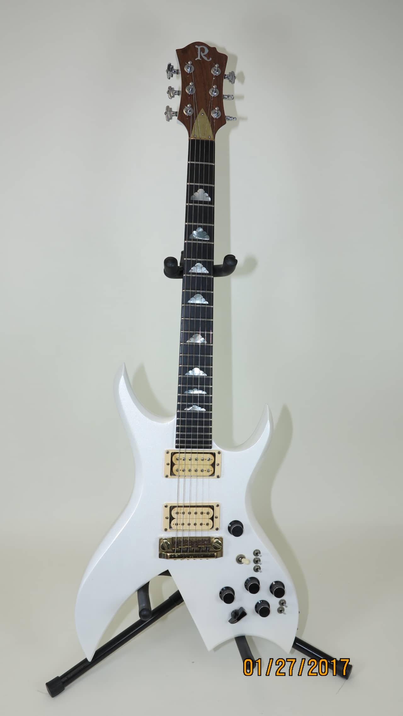 Auto Body Shops >> B C Rich Bich Active Electronics USA 1981 | Reverb