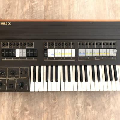 Korg Sigma  1980