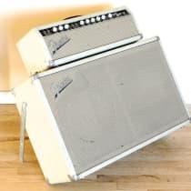 Fender Bandmaster Piggyback 1963 Blonde image