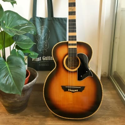 Otwin Model 83/15 parlor guitar Late '50s for sale