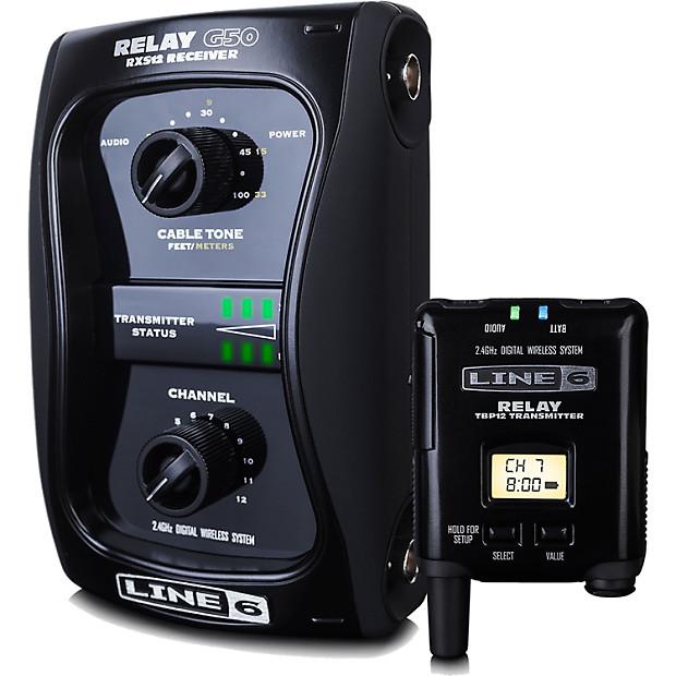 new line 6 relay g50 digital wireless guitar system reverb. Black Bedroom Furniture Sets. Home Design Ideas