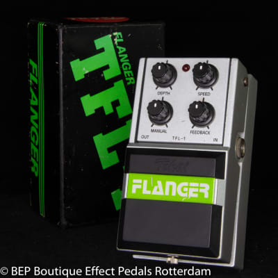 Tokai TFL-1 Flanger mid 80's s/n 403207 Japan