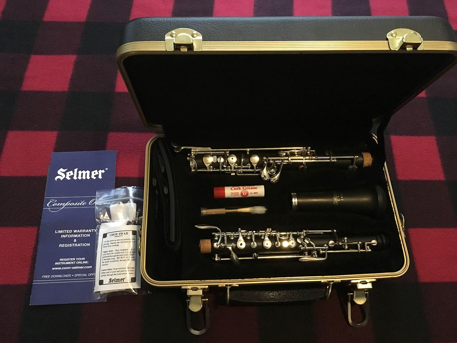 Selmer 1492B Oboe (BRAND NEW)