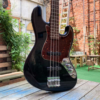USA Modulus VJ Jazz Bass 1997 (zon, status, vigier and other graphite fans) for sale