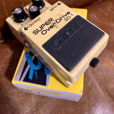 Boss SD-1 Super Overdrive 1988 - 1997