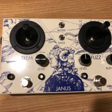 Walrus Audio Janus Tremelo/Fuzz Pedal