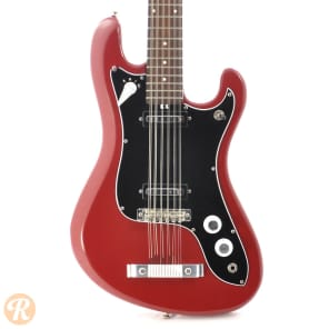 Eko 12-String Red