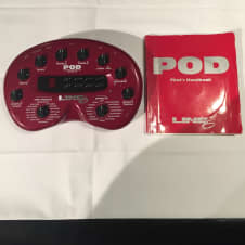 Line 6 POD 2.0 / manual / power supply