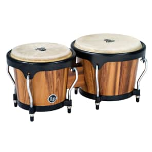 Latin Percussion LPA601-SW Jamjuree Siam Walnut Bongos