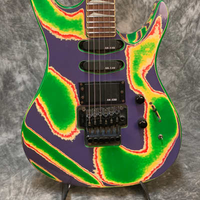 GTX 33  Swirl Electric Guitar for sale