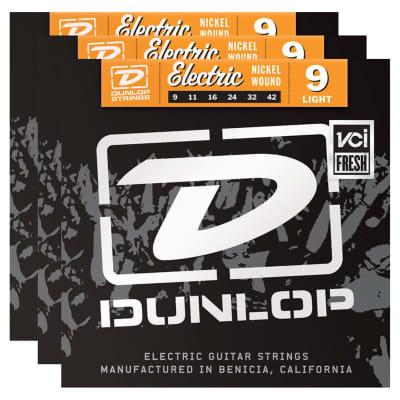 Dunlop DEN0942 Electric Guitar String Bundle