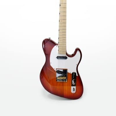 Dream Studios | Twang Guitar - Tobacco Burst Transparent for sale
