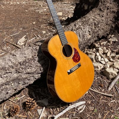 Froggy Bottom Model J Brazilian Rosewood and 19th Century German Spruce 1980 Natural