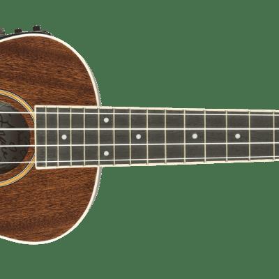 Fender Grace Vanderwaal Signature Ukulele, Walnut Fingerboard, Natural