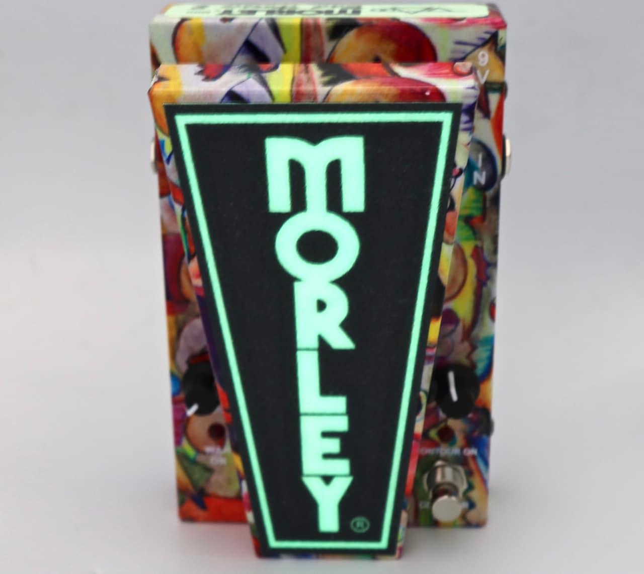 Morley MTVAI-2 Mini Steve Vai Bad Horsie 2 Wah