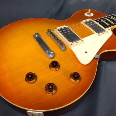 Tokai LS-GP Custom Ordered MIJ 2011 Honeyburst Rare!