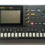 Yamaha QY20 Music Sequencer (led display not working)